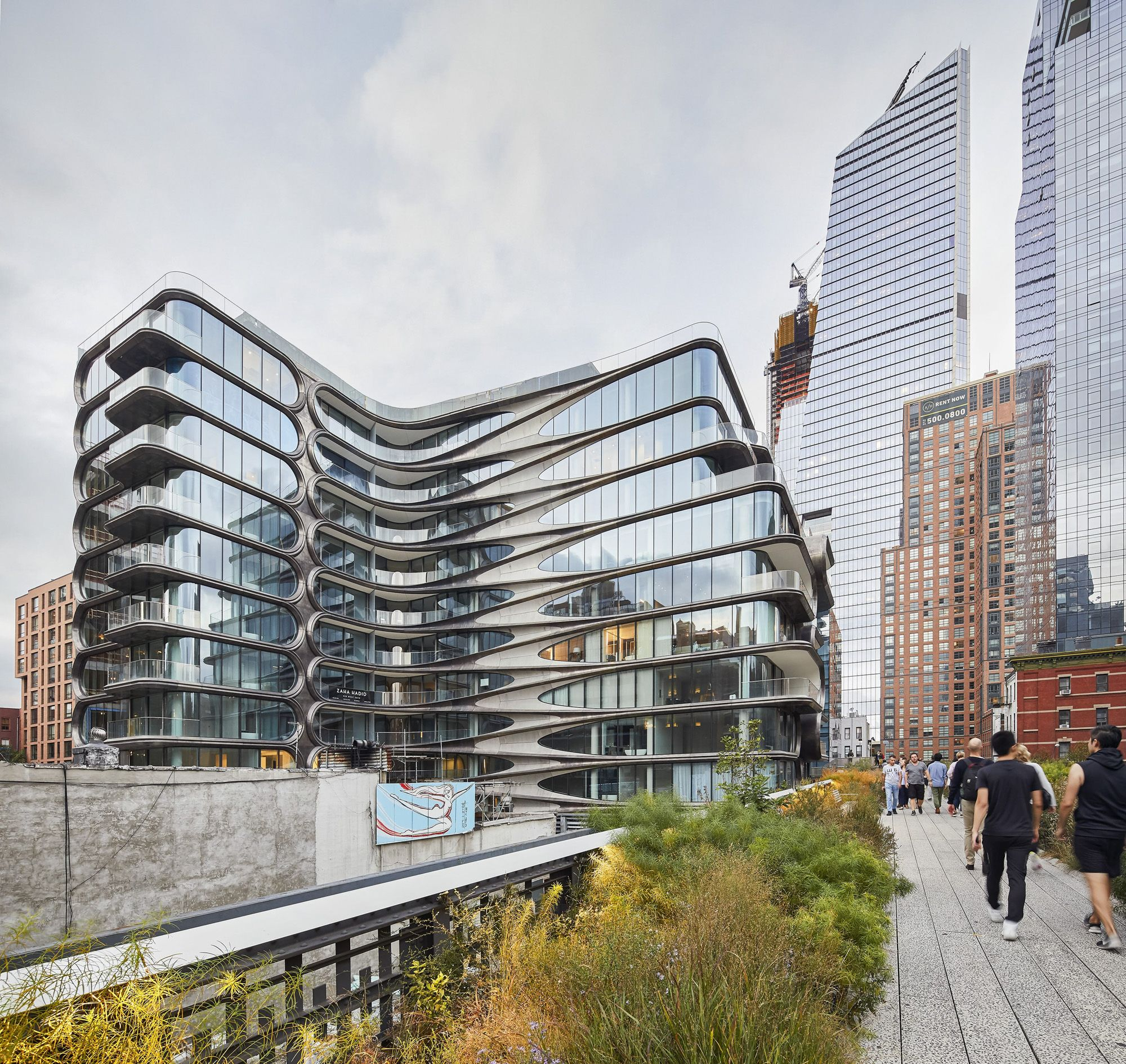 520 West 28Th Street By Zaha Hadid Architects Image Hufton+Crow
