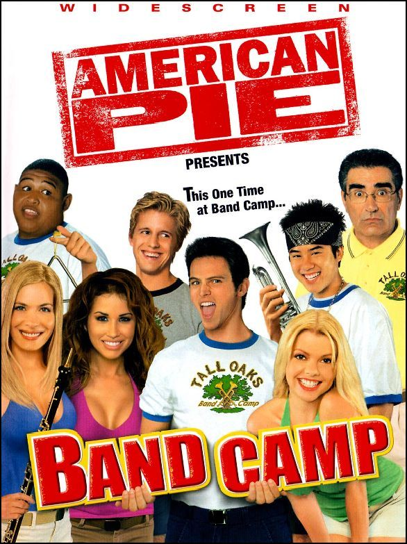 American Pie 4 Presenta Band Camp 2005 Online Espanol Latino Band Camp American Pie Arielle Kebbel