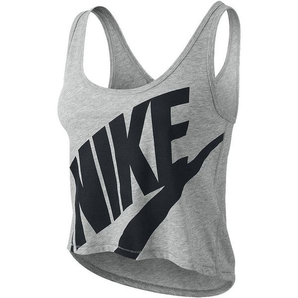7ced02dfc7662 Nike Shorty Women s Tank Top - Polyvore