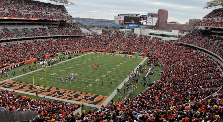 What Does It Cost To Attend A Cincinnati Bengals Game Cincinnati Bengals Bengals Cincinnati