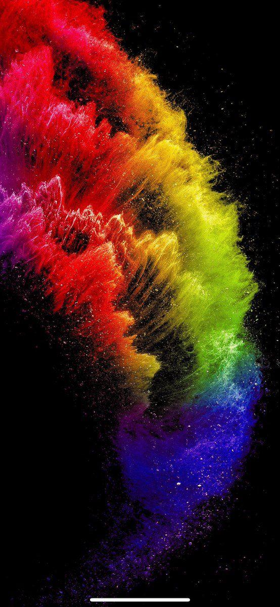 Wallpaper For Iphone 11 Pro Rainbow Wallpaper Iphone Colourful Wallpaper Iphone Iphone Wallpaper Iphone xr wallpaper rainbow