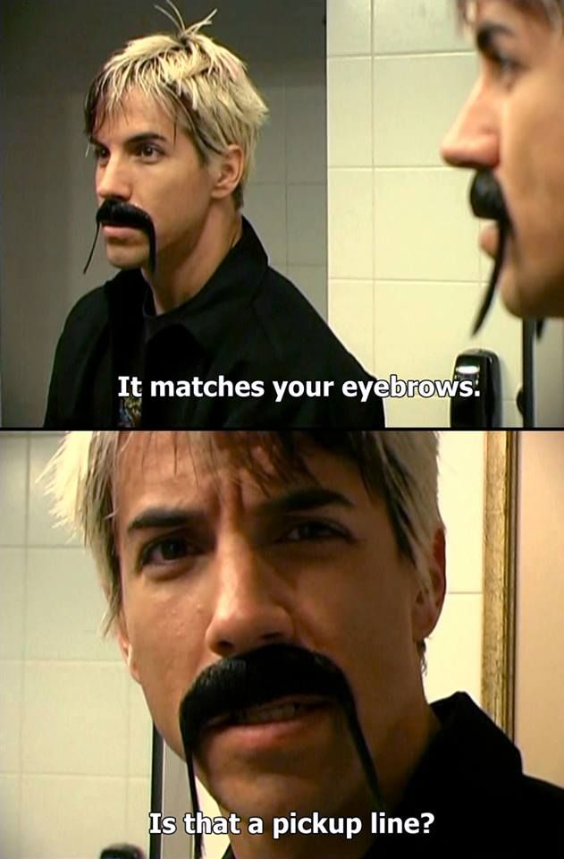 Is that a pickup line? haha | Red hot chili peppers