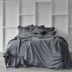 High Quality Sheets On The Line Pure Linen Bed Sheets Australia. (Zero Waste)