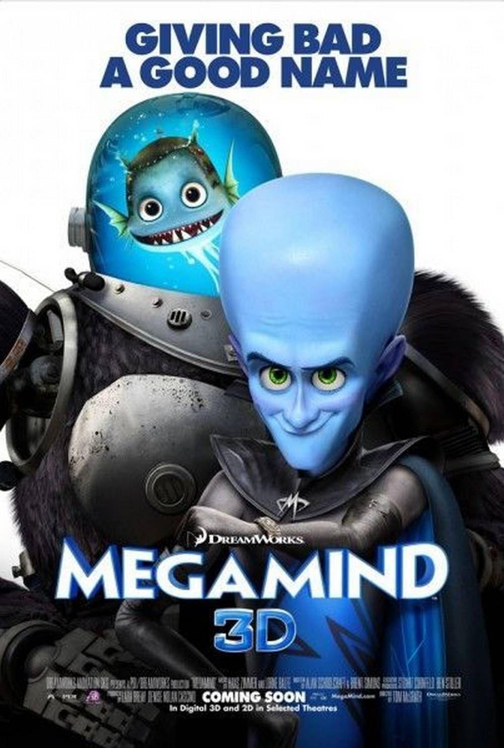 Megamind megamind movie animated movie posters musical