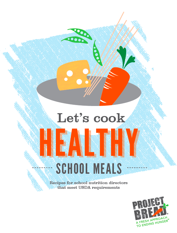 Lets cook healthy school meals offers 100 recipes httpwww lets cook healthy school meals offers 100 recipes httpprojectbread forumfinder Image collections