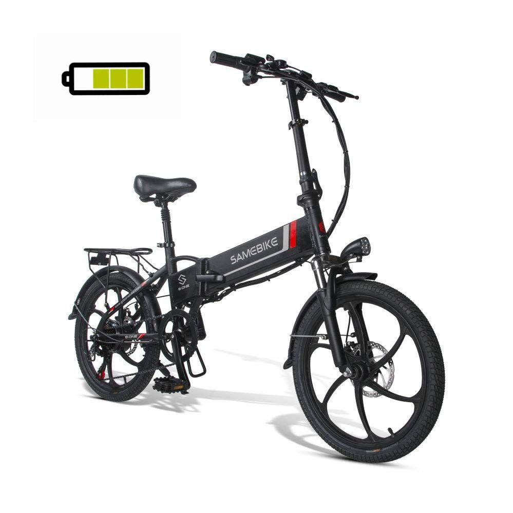 Flott D1F20, faltbares 12 Zoll Elektro Fahrrad, E Bike