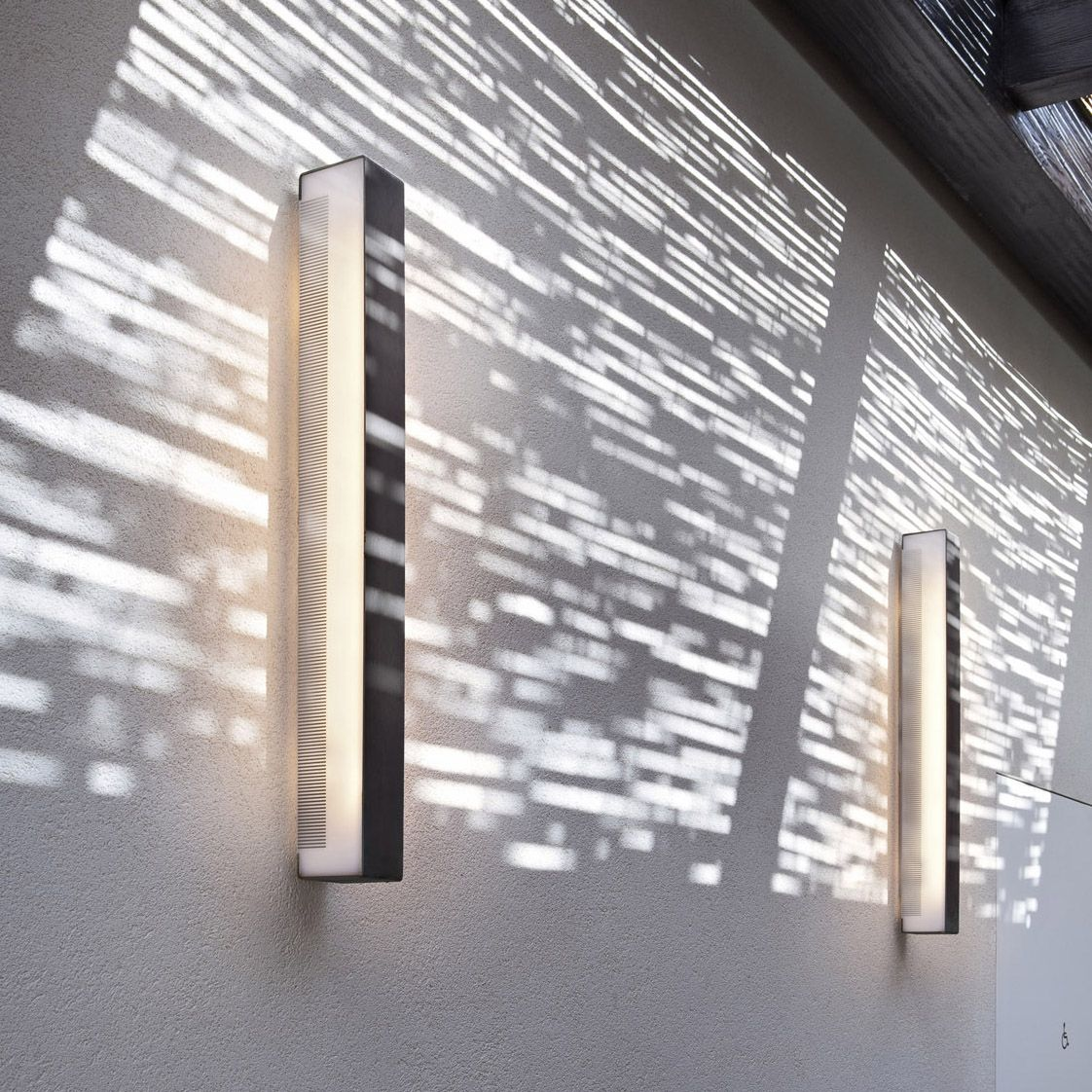 Contemporary Wall Light Glass Lume Bellavista Collection Contemporary Wall Lights Wall Lights Modern Wall Lights