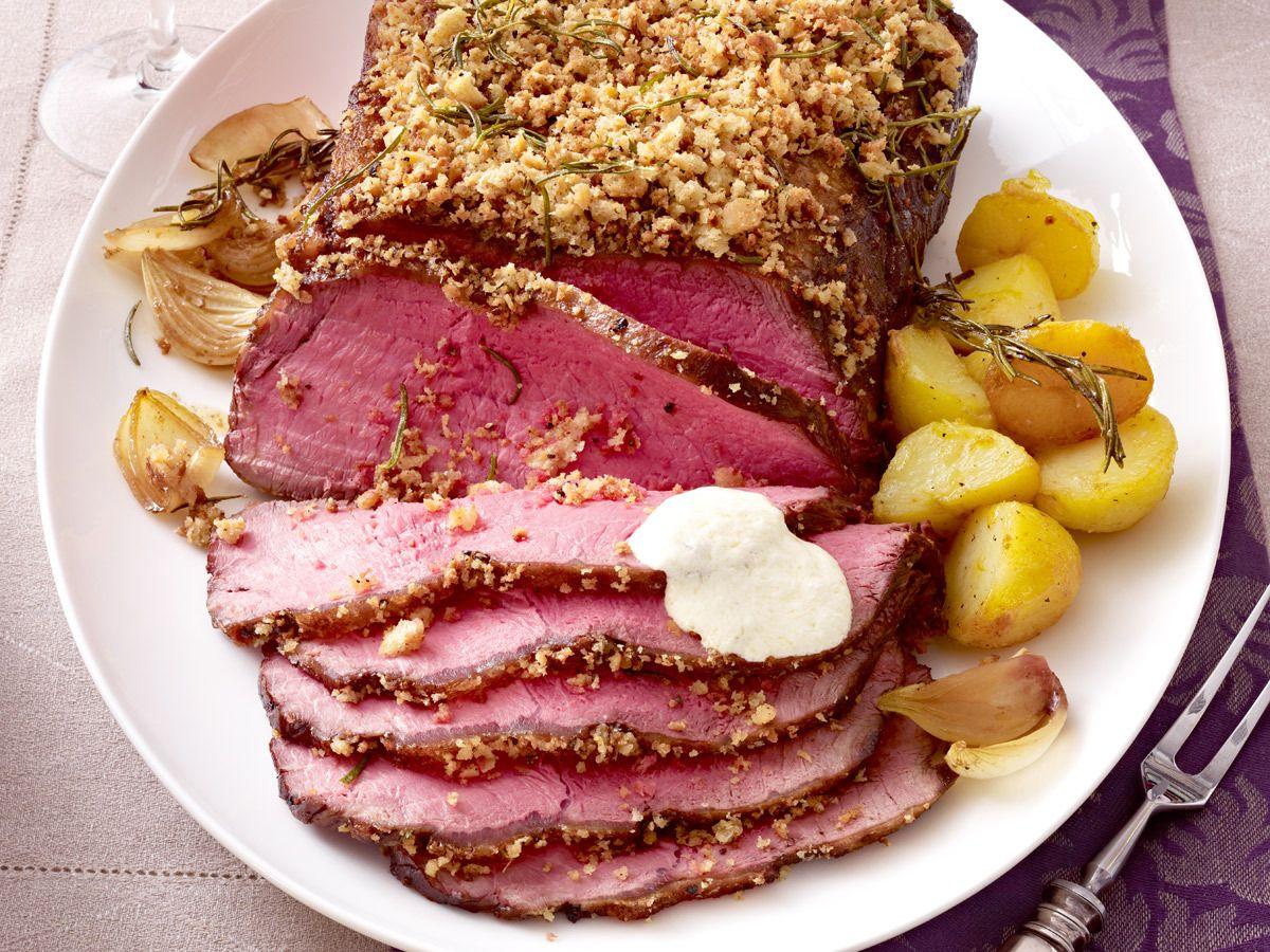 Roastbeef - Rezepte mit feinstem Rindfleisch   Food & Drink ...