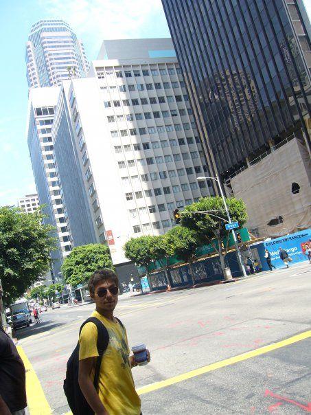 l love #LA #downtown #losangeles #CA