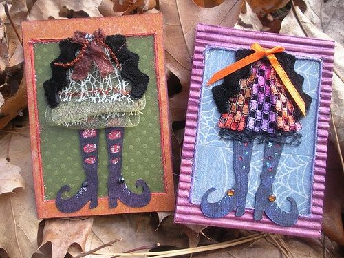 and more witch legs:)