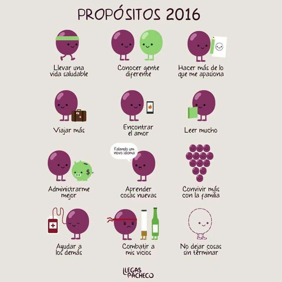 Para los que como yo, después de la 3era uva ya no sabemos qué pedir #FelizAñoNuevo2016 #PropósitosAñoNuevo