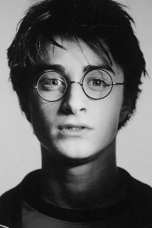 Harry Potter ~Daniel Radcliffe | Black & White Photos ...