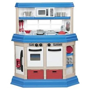 American Plastic Toy Cooking Kitchen : Target