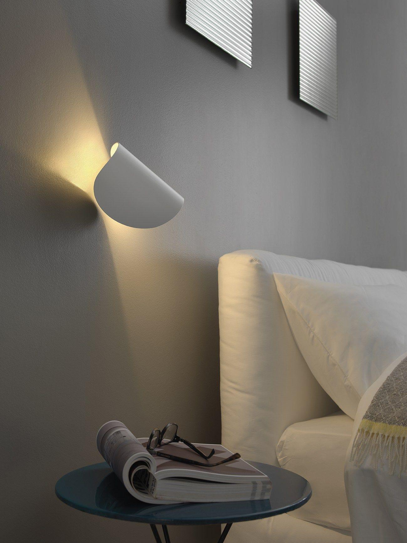 LED Wall Light IO   @fontanaarte