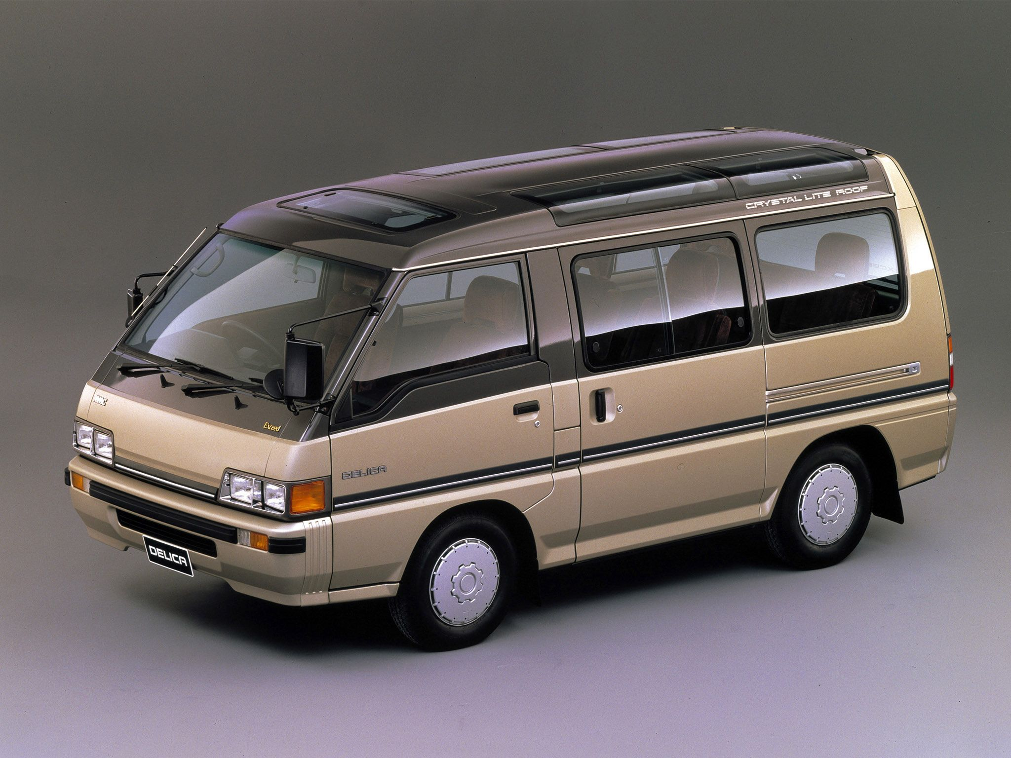 Mitsubishi delica space gear mitsubishi pinterest cars 4x4 and wheels