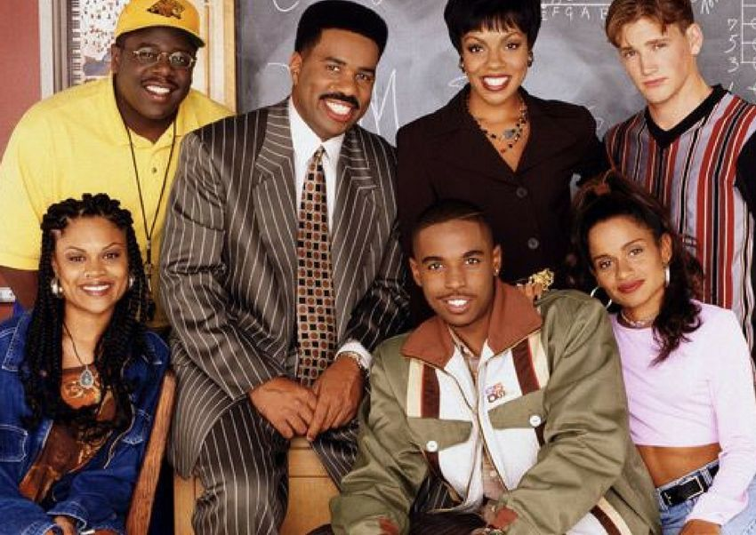 Take A Look At 'The Steve Harvey Show' Cast 15 Years After