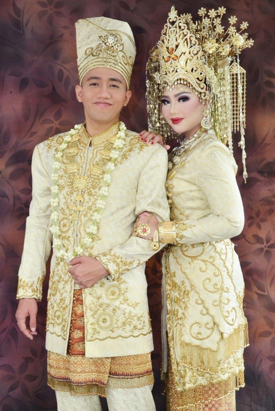 Gambar Pakaian Adat Melayu