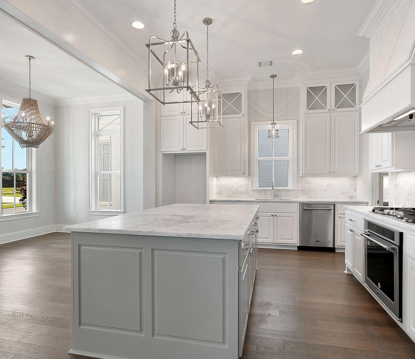 Bardwell Homes Baton Rouge La Modern Kitchen Inspiration