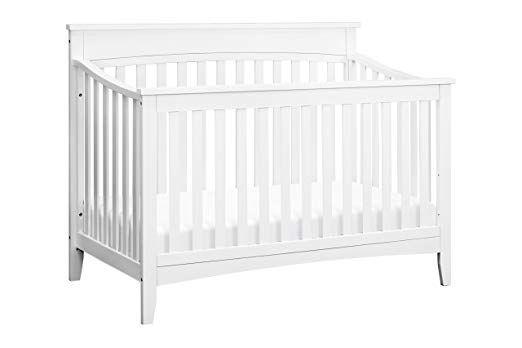 Amazon.com : Davinci Grove 4-in-1 Convertible Crib, White