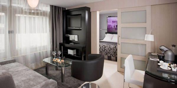 Hotel Meliá Madrid Princesa. Hoteles para reuniones en Madrid