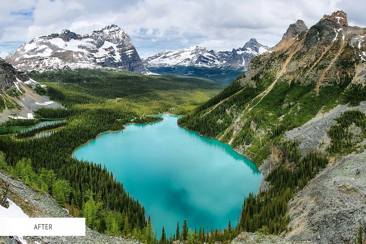 Magnificent Landscape Actions Photoshop Landscape Landscape Photoshop Actions