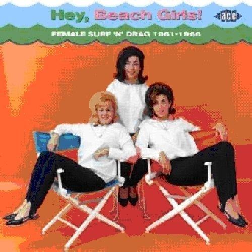 Various - Hey, Beach Girls! Female