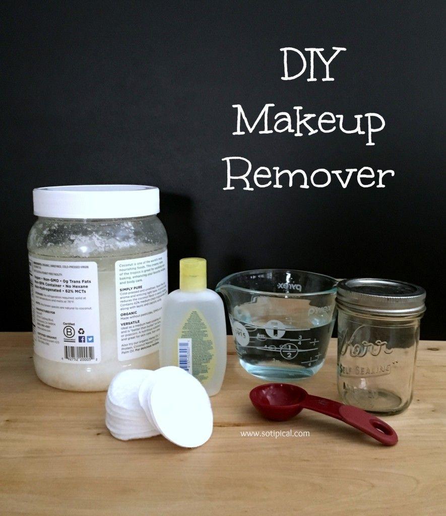 DIY Makeup Remover Wipes Diy makeup remover wipes, Diy