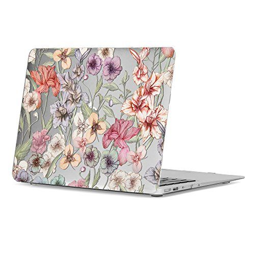 promo code 35ca7 b7ce4 Amazon.com: GMYLE Hard Case Print Glossy for MacBook Air 13 inch ...