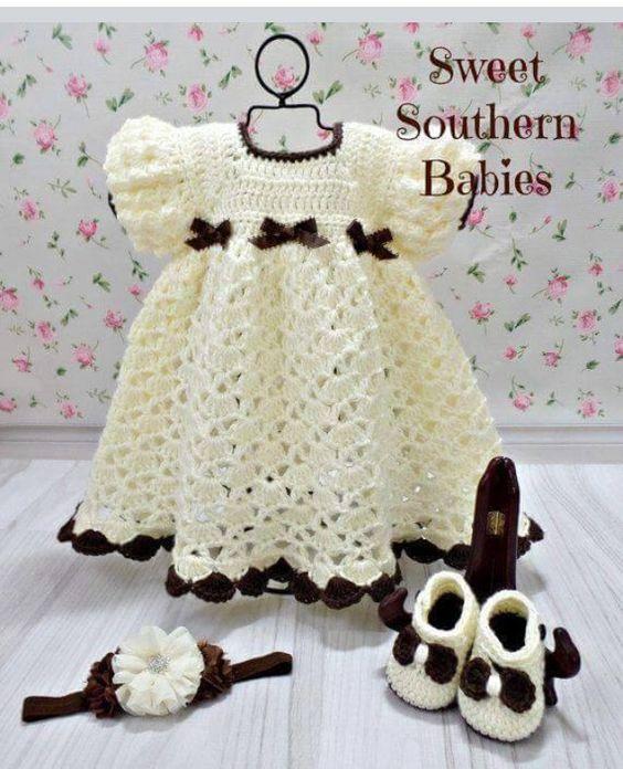 Vestido | crochet | Pinterest
