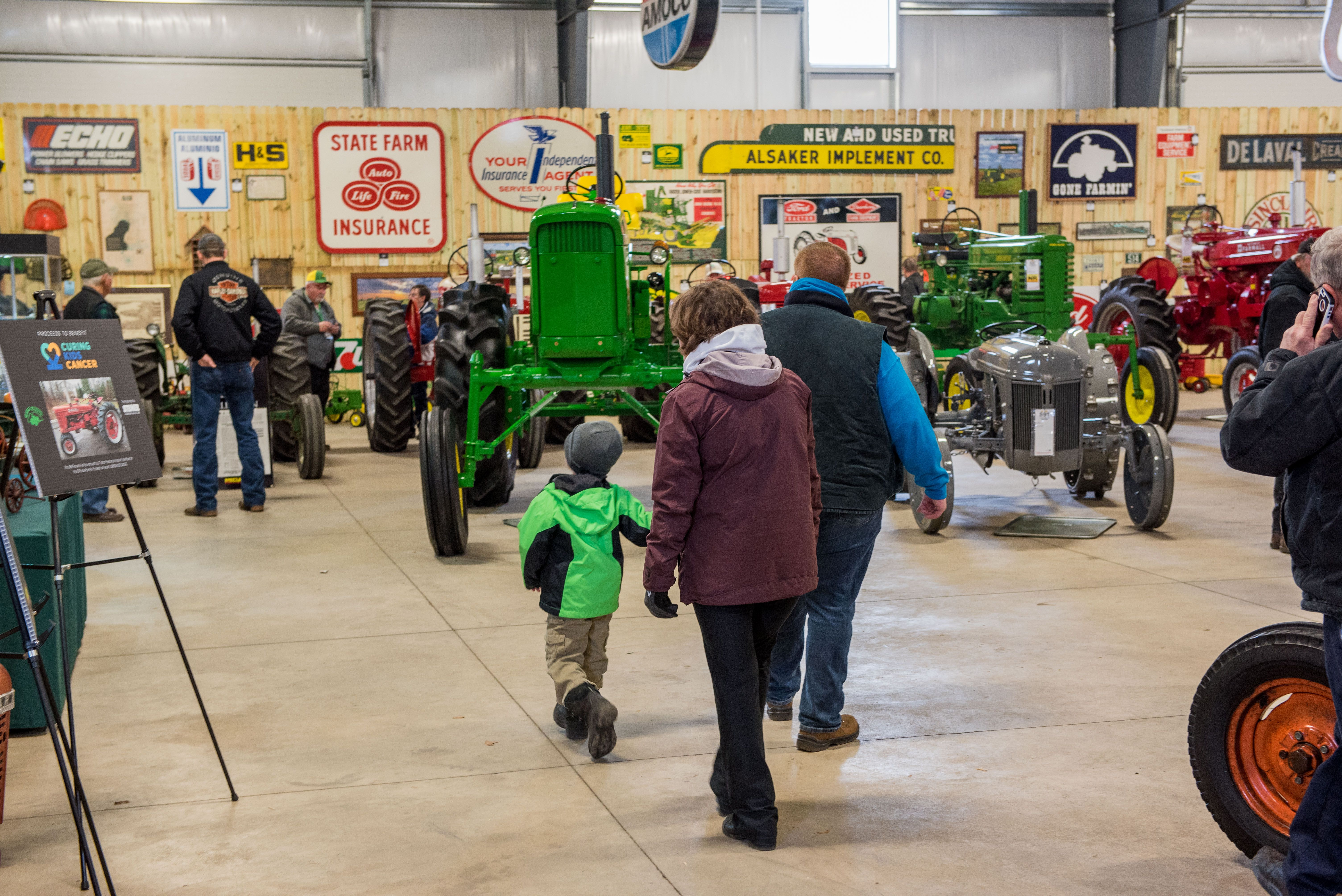 Farm relics and signs live on in our youth mecum