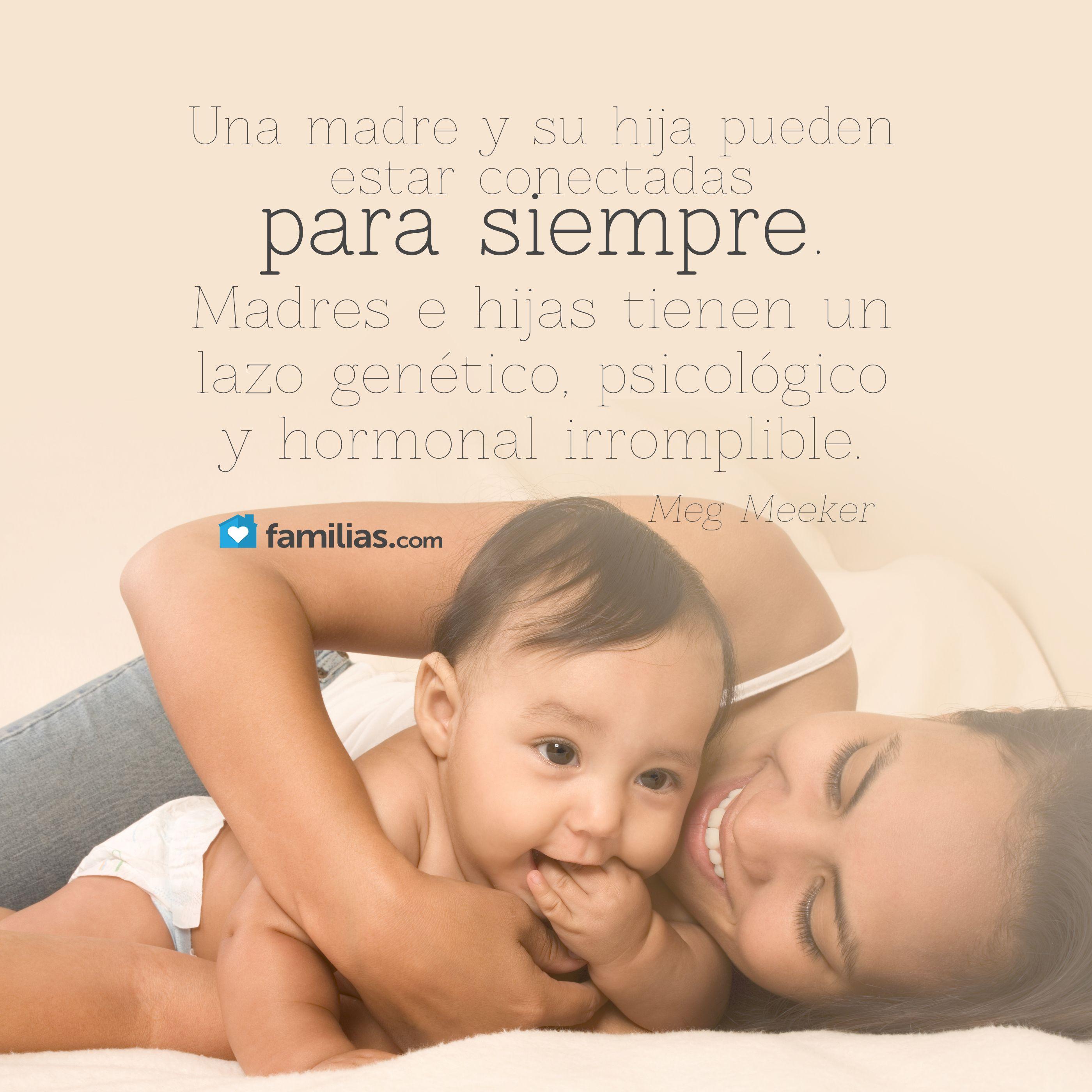 Frases Amor Familia Www Familias Com Mensajes Mama Pinterest