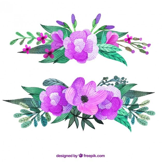 Pin On Free Vector Flowers
