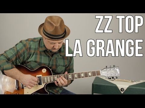 How To Play La Grange By Zz Top Guitar Lesson Sb 303 Youtube
