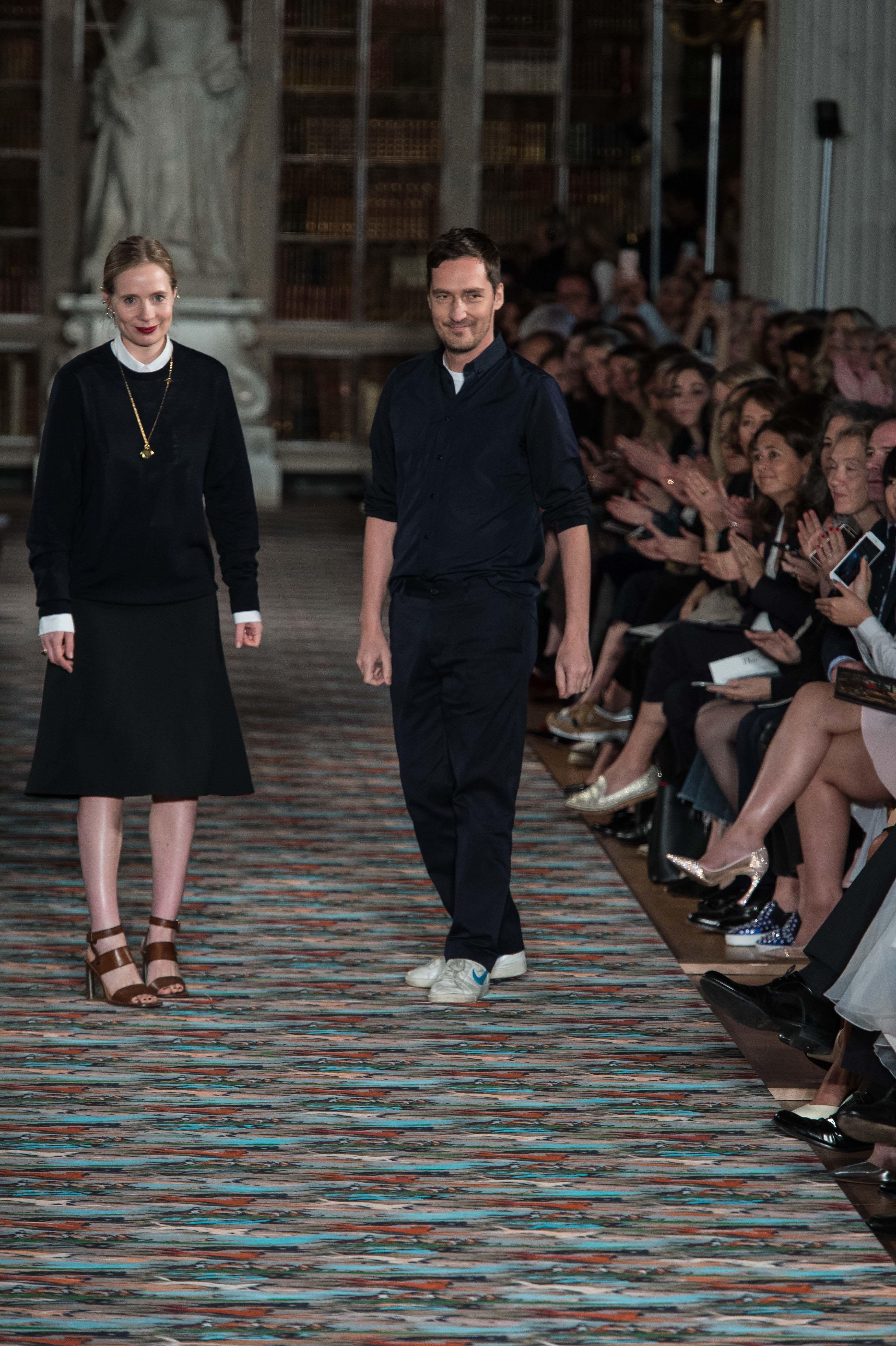 Christian Dior Resort 2017 Fashion Show