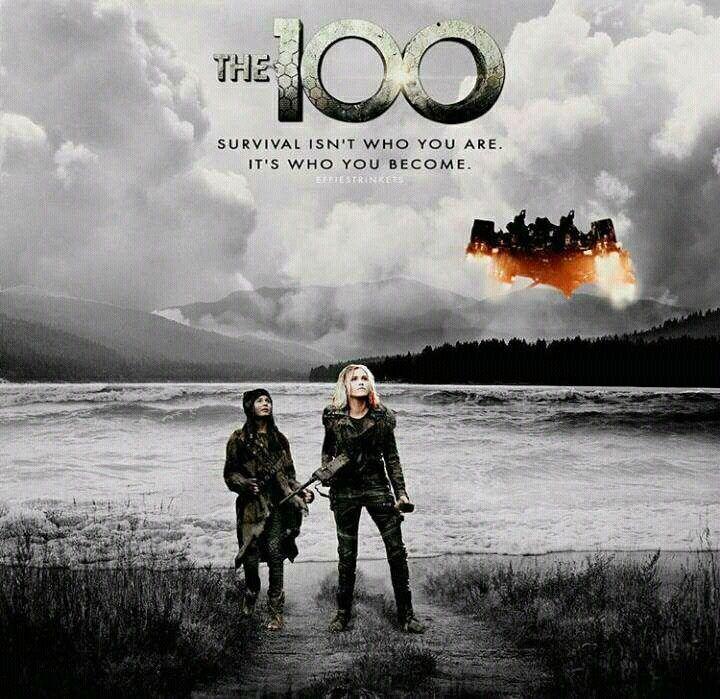 Clarke& Madi | The 100 season 5 | The 100 season 5