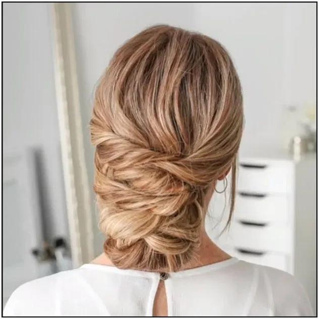 133 Fancy Hairstyles That Are Perfect For Special Occasions Page 40 Gaya Rambut Simpel Gaya Rambut Kepang Rambut Dan Kecantikan