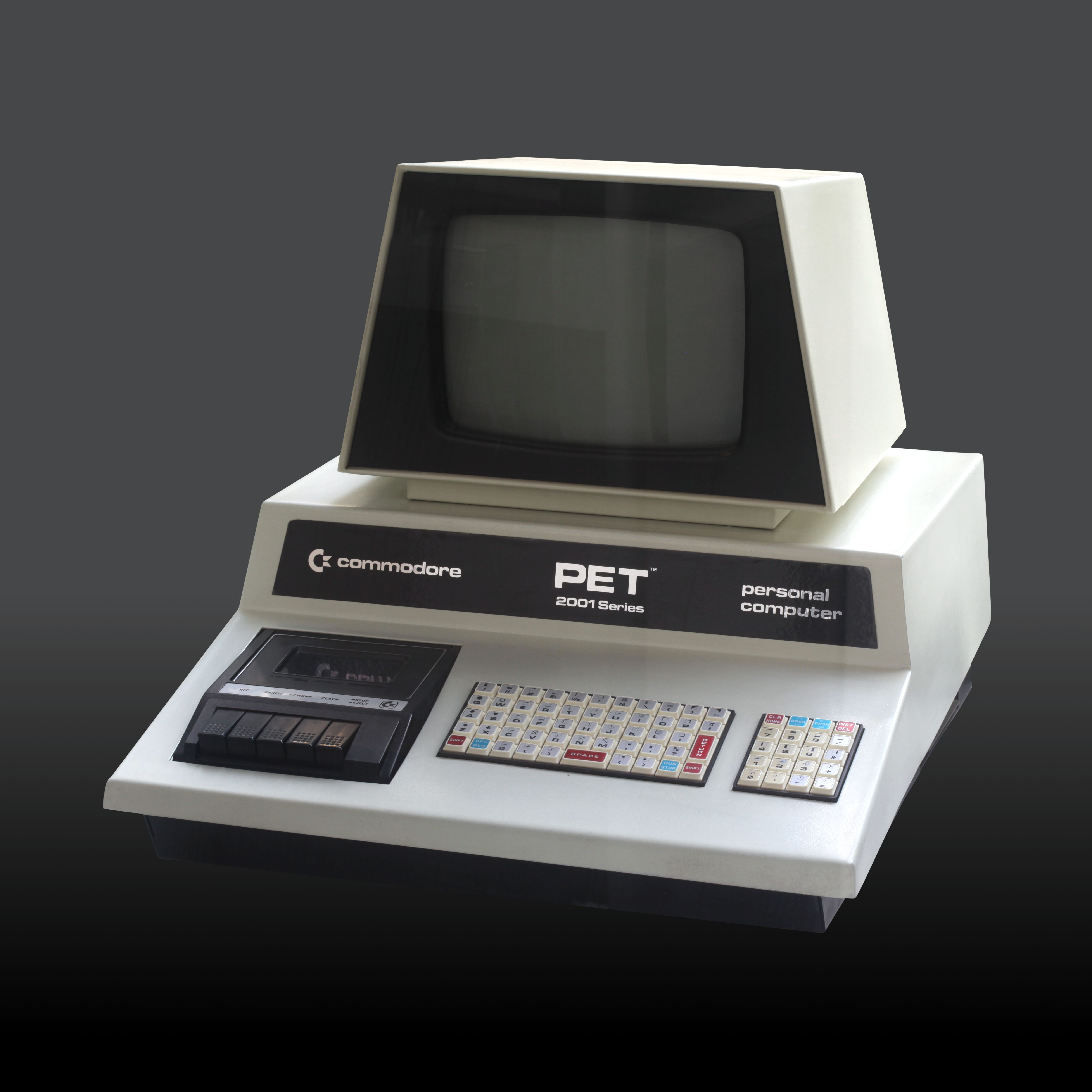 Computers Technology: PC HISTORY: ••Commodore PET 2001•• The 2nd Successful PC