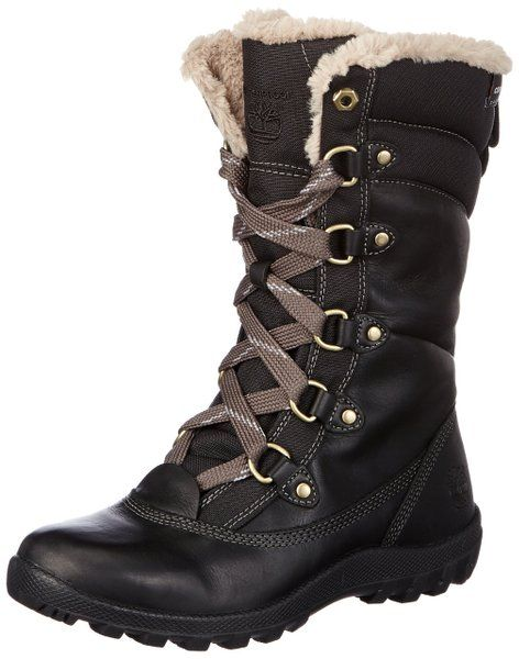 Timberland Women's MT Hope Mid L/F WP Boot,Black,8.5 ...