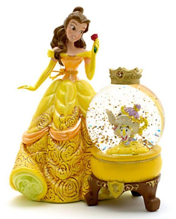 Ti'Toon Land Boule, neige, Disney, Belle
