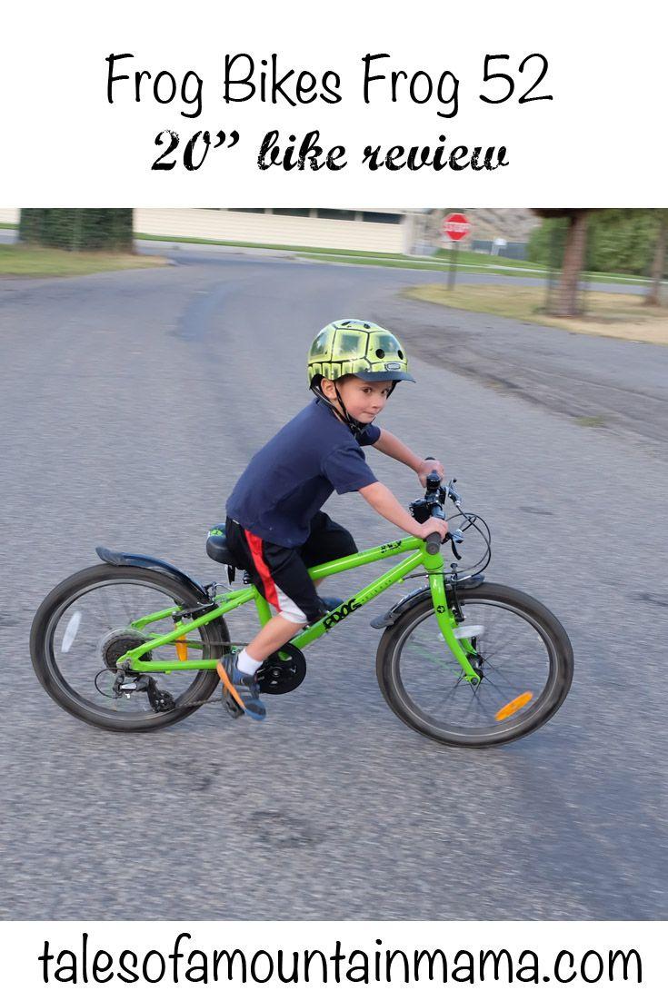 Frog 52 Bike Review Bike Reviews Bike Lightweight Bike