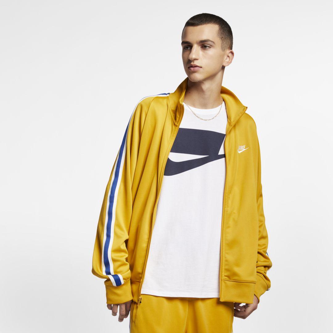 Nike Sportswear N98 Men's Knit Warm Up Jacket