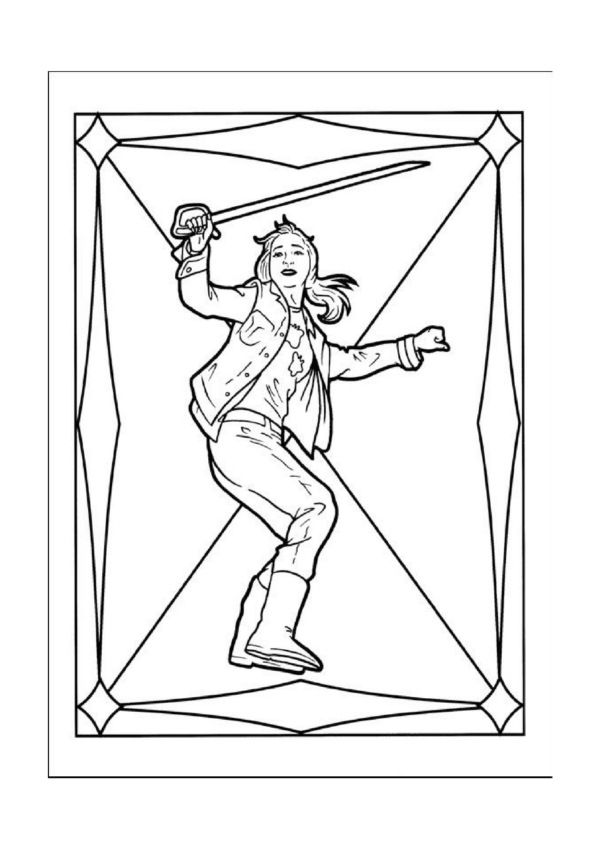 spiderwick coloring pages for kids 11