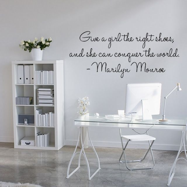 Diy Home Decor Ideas On A Budget Marilyn Monroe Inspired Furniture And Decor In Honor Of Her Birthday Home Home Office Space Home Office Design