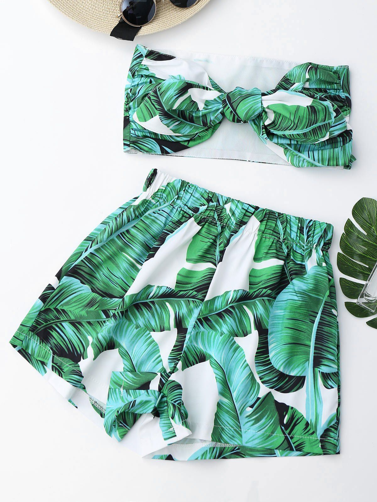 012f6b5f5a Athletic Outfits, Athletic Clothes, Leaf Skirt, Print Shorts, Jeans For Short  Women