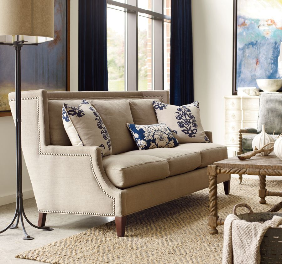 Cr Laine Garrison Sofa Available From Toms Price