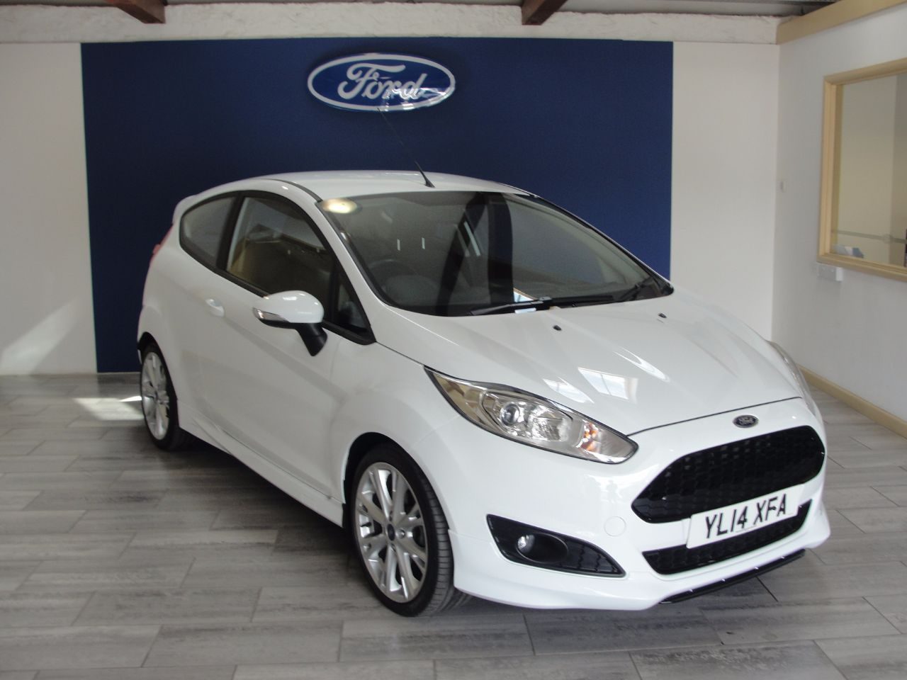 Second Hand Ford Fiesta 1 0 Ecoboost 125 Zetec S 3dr For Sale In