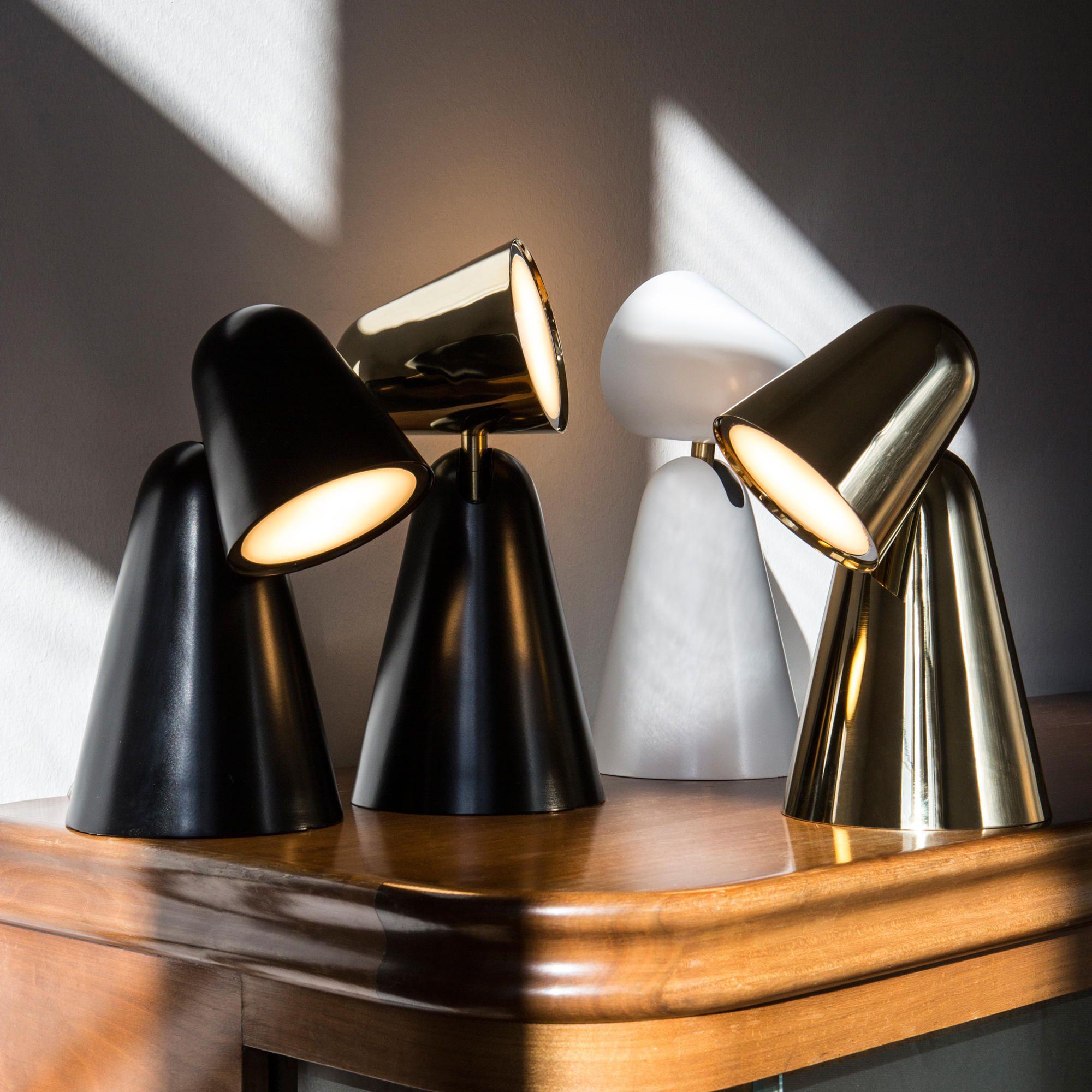 Lampade Da Tavolo Moderne