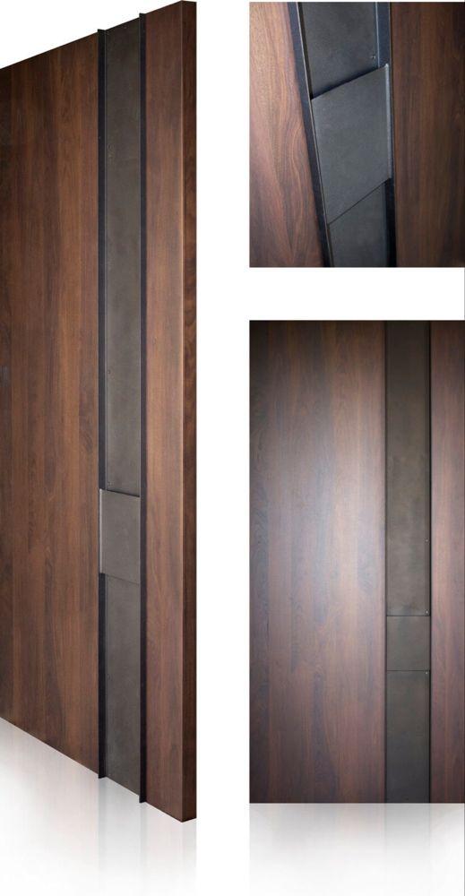 Pivot Doors—A Creative Function : Sun Mountain Door