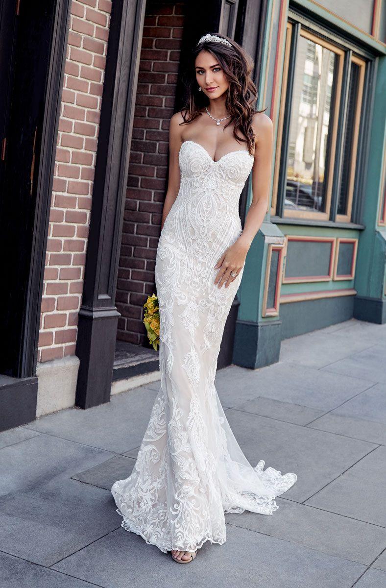 CAMILLA-H1844-3 | Dresses | Pinterest | Camilla, Blush bridal and ...