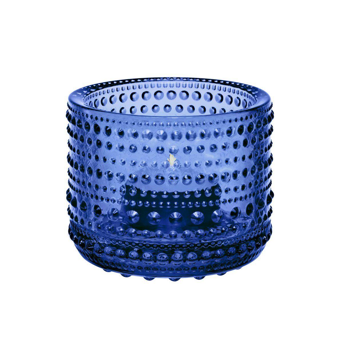 Iittala kastehelmi tealight candle holder